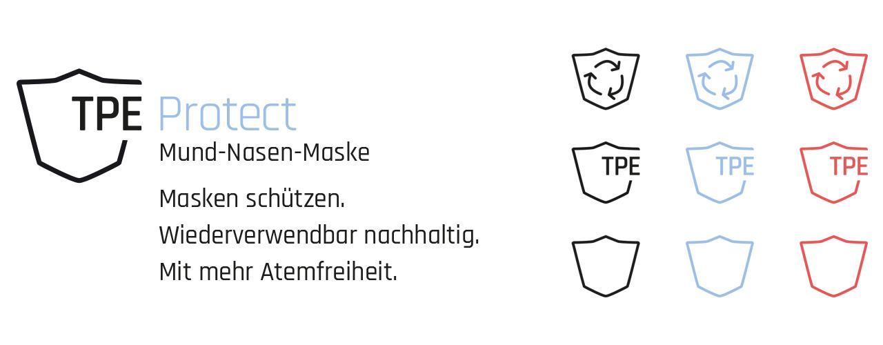 Logoentwicklung TPE Protect